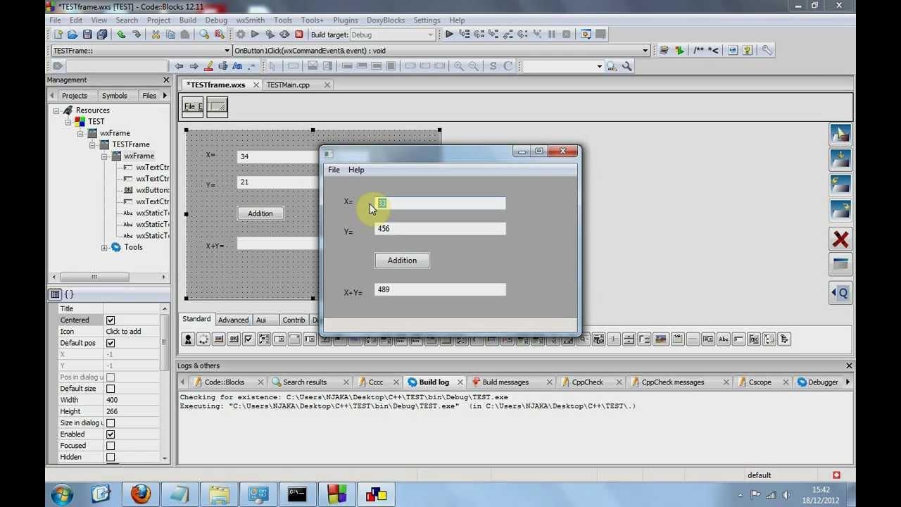 Build Wxwidgets With Code Blocks Windows