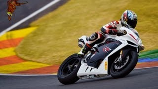 2013 MV Agusta F4 And F4 RR Full Review From Valencia With