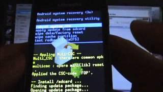 Como Rootear El Samsung Galaxy Ace Con Android 2.3.6