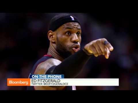 LeBron James Return Worth $500M: Cleveland Official