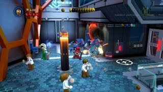 LEGO Marvel Super Heroes 100% Guide #3 Exploratory
