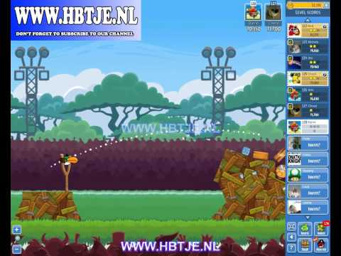 Angry Birds Friends Tournament Level 3 Week 87 (tournament 3) no power-ups