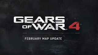Gears of War 4 - Impact Dark and War Machine Map Update