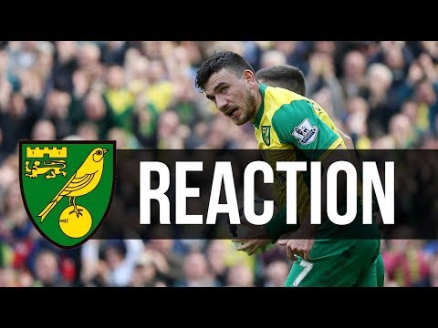 Norwich City 2-3 Liverpool: Snodgrass Reaction