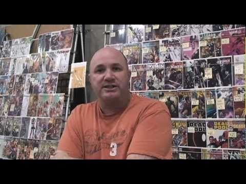 Comic Book Documentary - The Impact of Comics in today's society - March 2011
