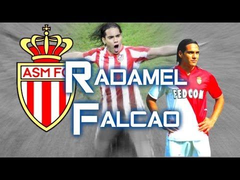Radamel Falcao ● AS Monaco ● Goals 2013/14 HD