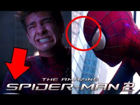 Gwen Stacy's Head, Venom Swinging & More In The Amazing Spider-Man 2 Extended Trailer