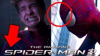 Gwen Stacy's Head, Venom Swinging & More In The Amazing