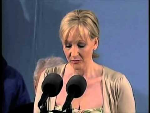 JK Rowling on Failing
