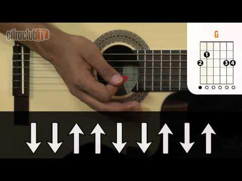 A Dois Passos do Paraíso - Blitz (aula de violão)
