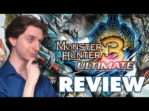 Monster Hunter 3 Ultimate Review - ProJared