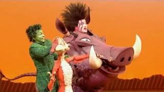 Disney's THE LION KING Classroom Education Series Part
