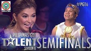 Pilipinas Got Talent 2018 Semifinals: Makata - Poetry