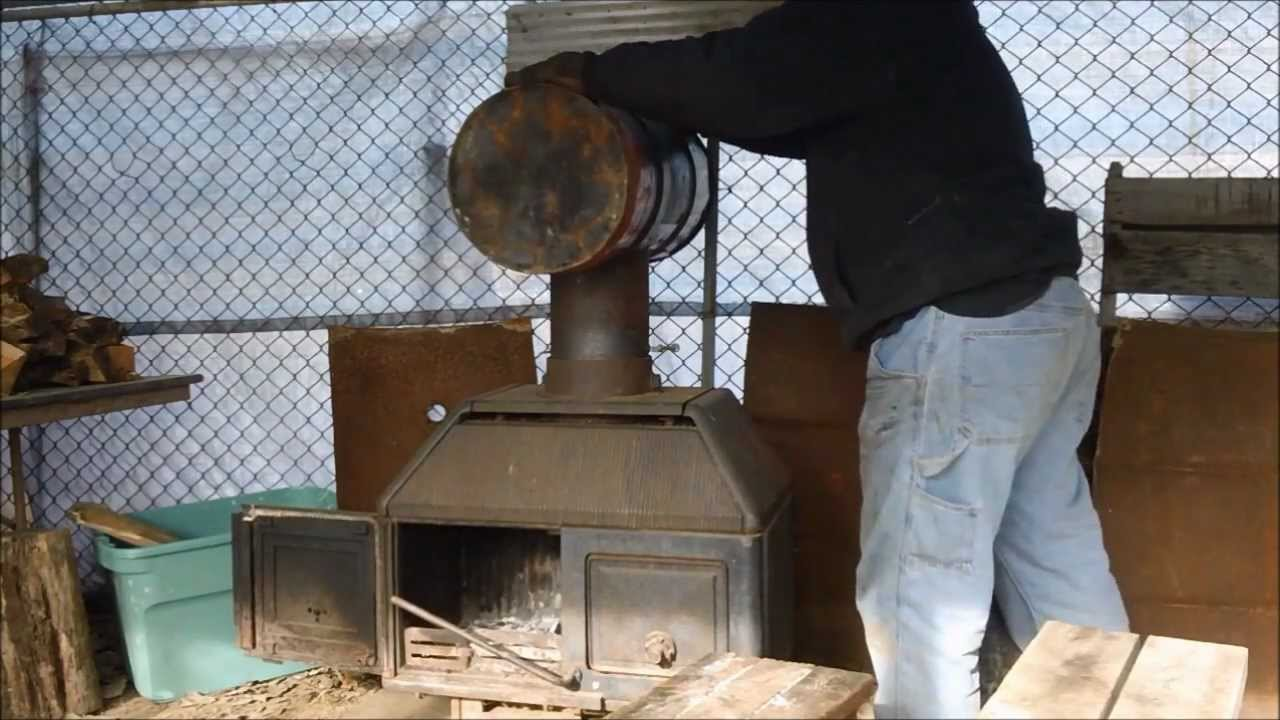 vidio for how to make house hold heat exchanger