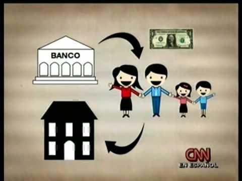 El origen de la crisis financiera