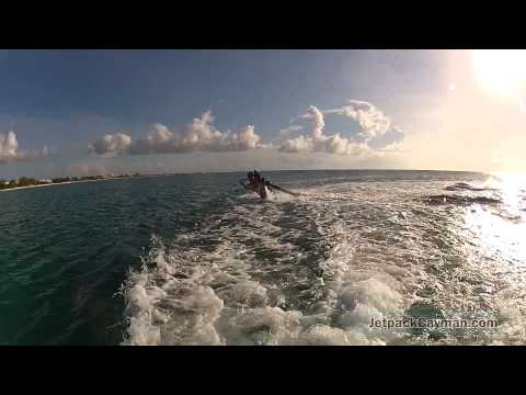 Julian Black flying at Jetpack Cayman- Grand Cayman, October 2013