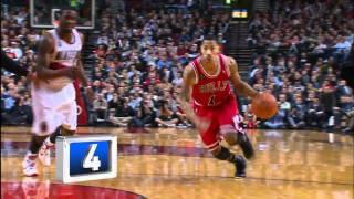 NBA TV Top Ten Dunks For February