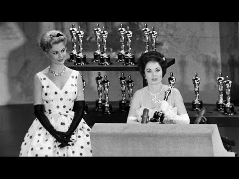 The Opening of the Academy Awards in 1960