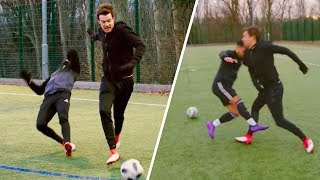 THE ART OF DIVING   HOW TO ALWAYS WIN FREE KICKS ft. JACK WHITEHALL