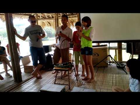 Đội câu của chị Phan Kim Liên - Thủ đô Multimedia
