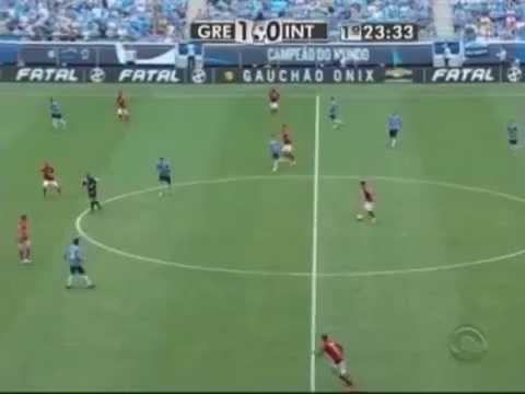 Charles Aranguiz vs Gremio // Final ida Gauchão