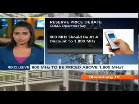 Countdown- 800 MHz To Be Priced Above 1,800 MHz?