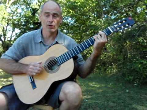 Henri salvador jardin d 39 hiver guitare cover youtube - Youtube jardin d hiver ...