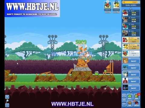 Angry Birds Friends Tournament Level 5 Week 104 (tournament 5) no power-ups