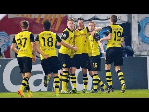 Zenit St. Petersburg 2 : 4 Borussia Dortmund - UEFA Champions League 25.02.2014 [DEUTSCH][FIFA14]