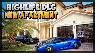 GTA 5 Online High Life Update 500K Apartment DLC