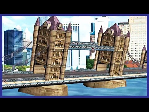 Nursery Rhymes - London Bridge is Falling Down -QvogQSs38M8