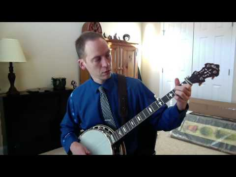 Banjo Lesson: Single String C-lick