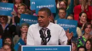 President Obama in Boulder, Co: Full Speech 11/1/2012