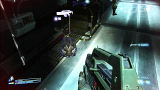 Aliens Colonial Marines (PS3) - FIRST HOUR GAMEPLAY [HD]