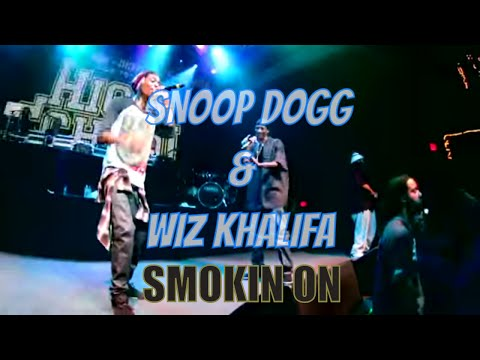 Music Video: Snoop Dogg & Wiz Khalifa - Smokin On