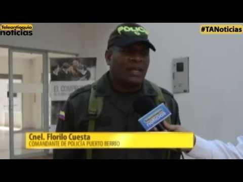 En Puerto Berrío capturaron a un hombre que habría violado a una menor de edad