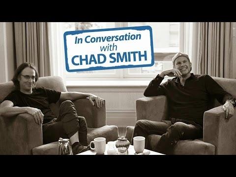 In conversation: Chad Smith with Stone Gossard