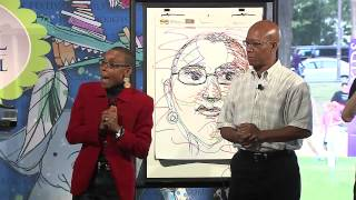 Andrea Davis Pinkney & Brian Pinkney: 2013 National Book Festival