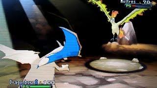 Come Catturare Articuno,Zapdos E Moltres In Pokemon X E Y