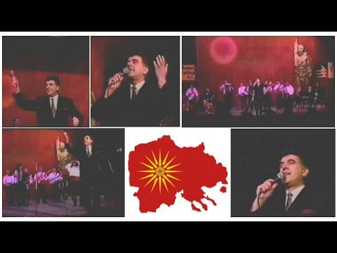 Makedonski patriotski pesni - Vojo Stojanoski - Macedonian Patriotic Songs (Mix / Meshavina)