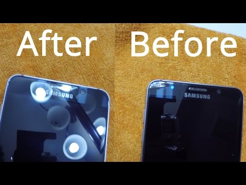 How To Fix A Peeling Screen For Only $30