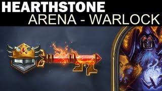 Hearthstone - Arena - Warlock - Game 4 (HUNTER HUNTED)