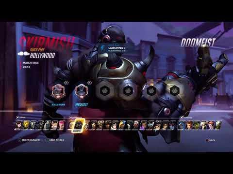 Overwatch gameplay # 2
