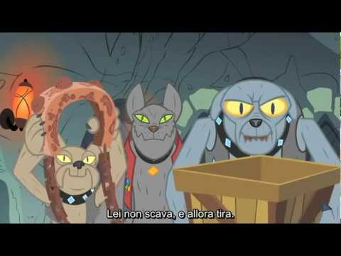 My Little Pony: Friendship is Magic - 1x19 - A Dog and Pony Show (hardsub italiano)