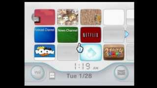 How To Get American Netflix On Wii! (WORKING AUGUST, 2014