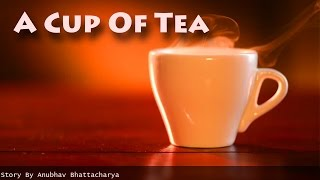 a cup of tea by katherine
