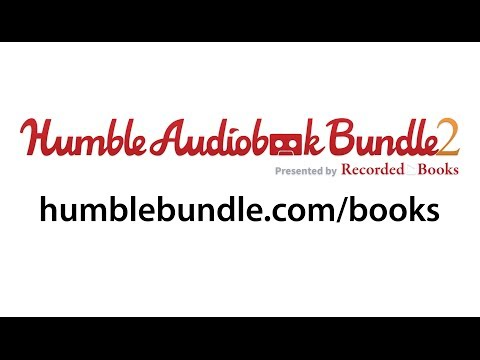 Humble Audiobook Bundle 2 - Presented by Recorded Books