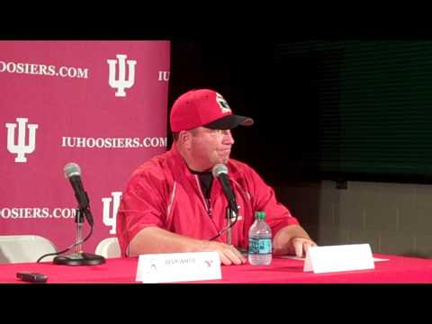 YSU Baseball Post-Game Press Conference vs. Indiana | May 30, 2014