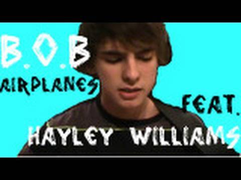 B.o.B - Airplanes (ft. Hayley Williams of Paramore) / (Acoustic Cover) LYRICS IN THE DESCRIPTION