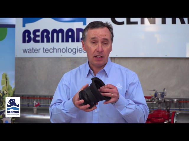 Bermad 100 Series Plastic Control Valve – Features & Benefits